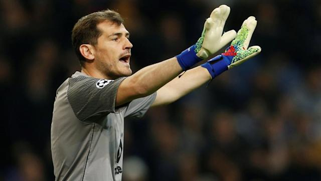 """Veteran goalkeeper Iker Casillas has extended his contract with the Portuguese champions Porto until 2020.Casillas, who will be 38 in May, said on Wednesday: """"It's not easy to count on someone who's almost 38-years-old. I'm grateful for the confidence shown in me and hope to finish my career at a club where I feel at home.""""Since arriving from Real Madrid in 2015, Casillas has made 149 appearances for Porto. He was a key member of the squad that helped Porto win its first title in five years.During his 16 years at Real Madrid, he won 18 trophies including five La Liga championships and three Champions League crowns.He was also skipper of the Spain squad that won Euro 2008, the 2010 World Cup and Euro 2012."""