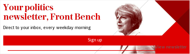 Front Bench promotion - end of article