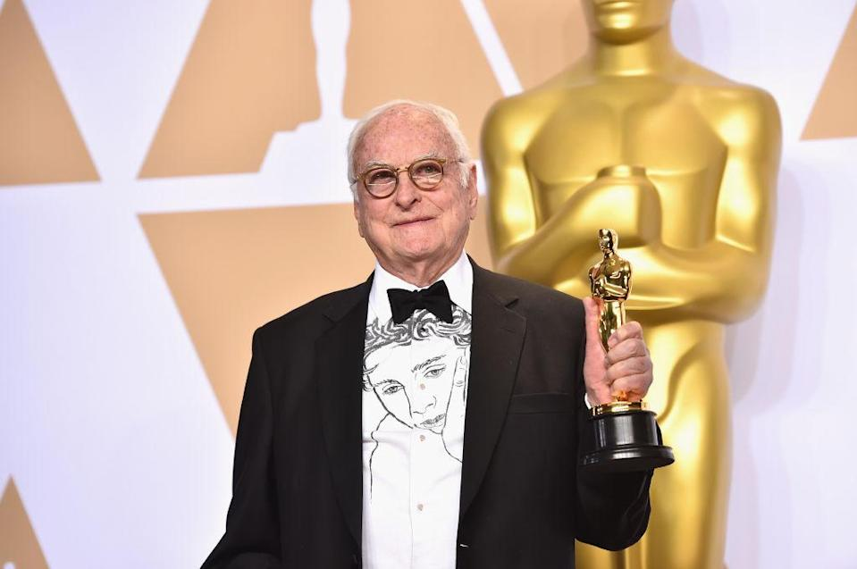 James Ivory (Credit: Getty)