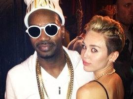 Twitter/Miley Cyrus