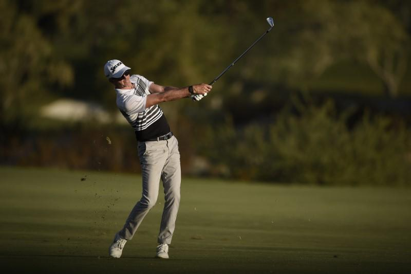 Golf: Laird, Cantlay share lead in low-scoring Las Vegas