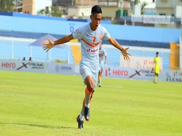 Indian Arrows beat Aizawl FC 2-1 on Tuesday (Image: AIFF)