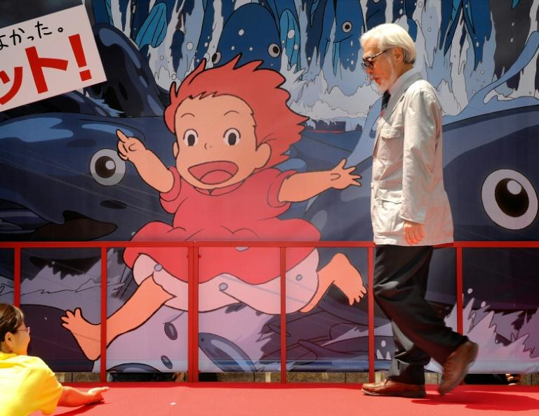 Hayao Miyazaki's extremely popular Studio Ghibli creations will be showcased in a new theme park in central Japan