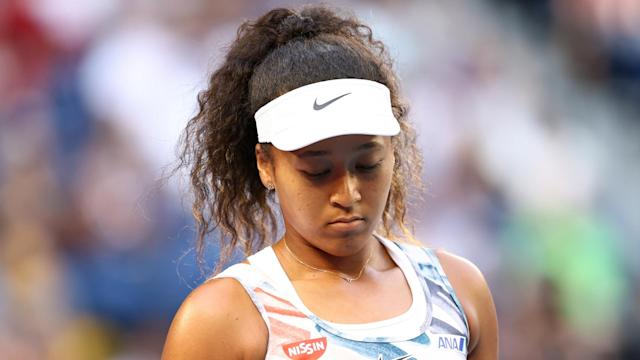 Coco Gauff claimed another famous scalp in defending champion Naomi Osaka, as Serena Williams also suffered a shock defeat.
