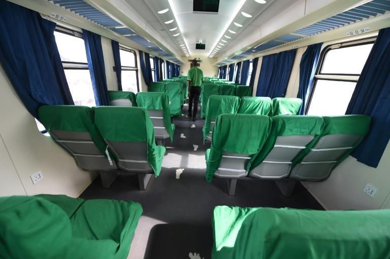 Comfort: Experienced travellers have drawn parallels with trains in Europe