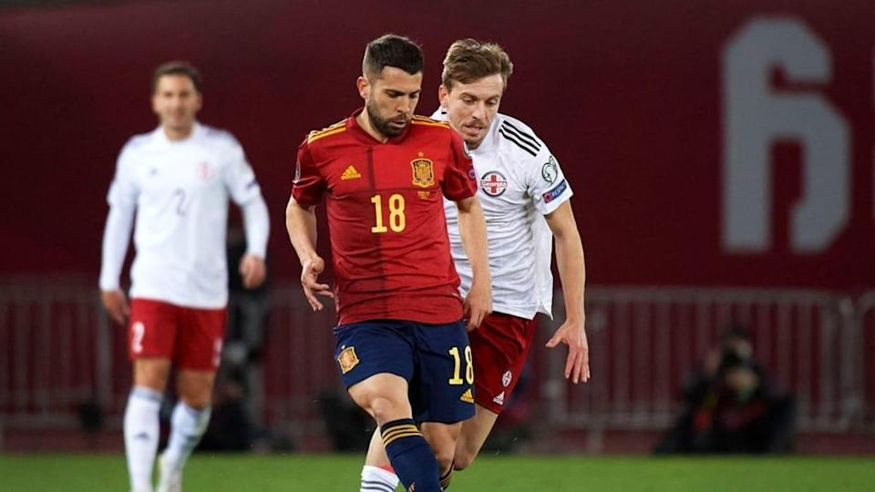 Georgia v Spain - FIFA World Cup 2022 Qatar Qualifier | Quality Sport Images/Getty Images