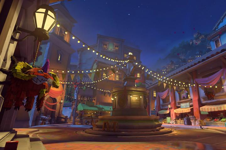 overwatch dorado screenshot