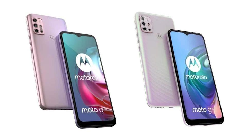 Motorola launches G10 Power and G30 smartphones in India