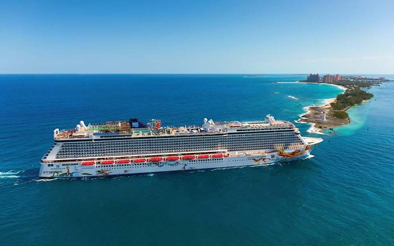 """""""Enough is enough,"""" according to the head of Norwegian Cruise Line - DANNY LEHMAN"""