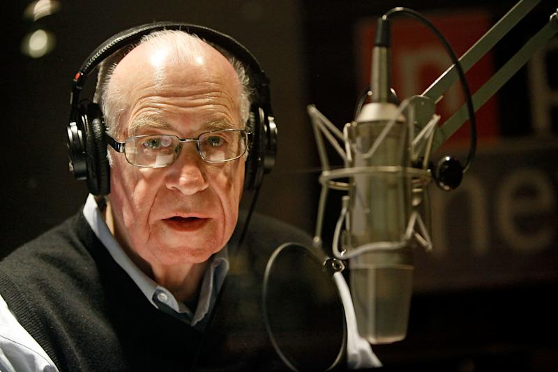 "Carl Kasell, a radio personality who brought gravitas and goofiness to the airwaves, first as a staid newsreader on NPR's ""Morning Edition"" and later as the comic foil and scorekeeper on the news quiz show ""Wait Wait . . . Don't Tell Me!,"" died on April 17, 2018. He was 84."