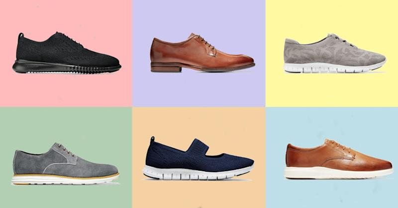 Get shoes at more than half off right now at Cole Haan. (Photo: Cole Haan)