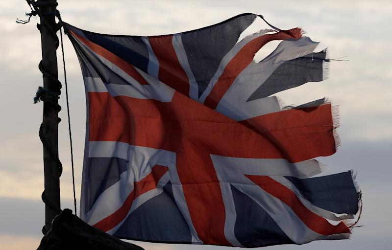 United Kingdom  economic growth slowest since 2012