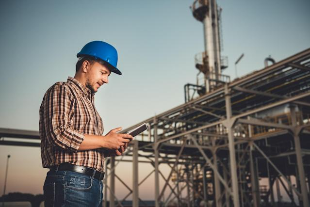 <p>No. 18: Petroleum and chemical process engineer<br>Median salary: $104,000<br>Five-year wage growth: 14.39%<br>Five-year employee growth: -9.1 per cent<br>(Kerkez / Getty Images) </p>