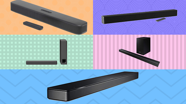 The best sound bar deals are here! (Photo: Amazon)