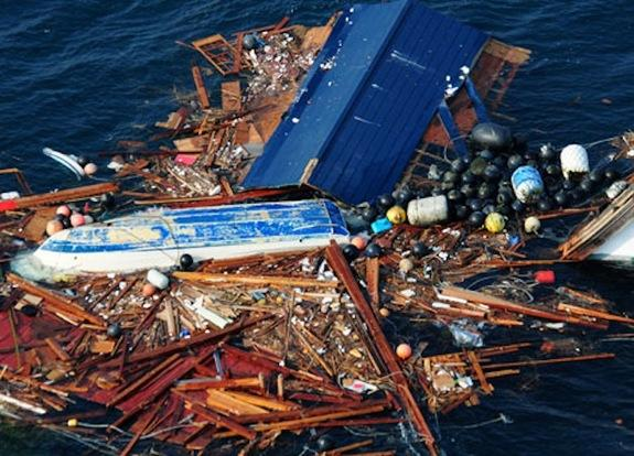 Tsunami Debris 'Island' Headed for US? NOAA Sets Record Straight