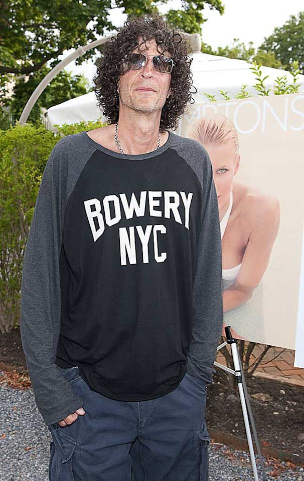 "January 12: Howard Stern turns 57 Eugene Gologursky/<a href=""http://www.wireimage.com"" target=""new"">WireImage.com</a> - July 9, 2010"
