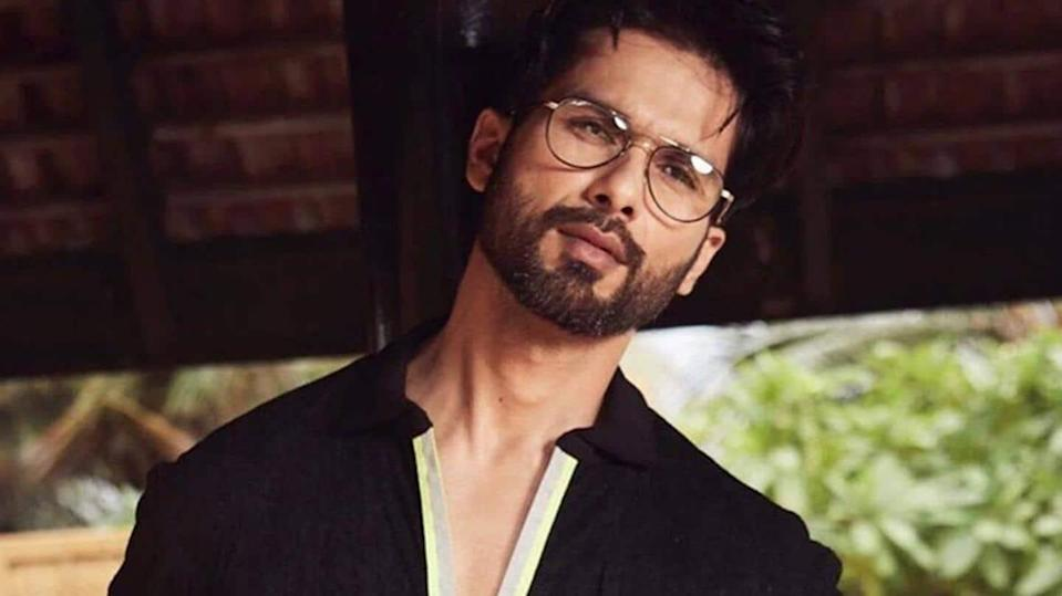 Pandemic affects schedule, Shahid Kapoor