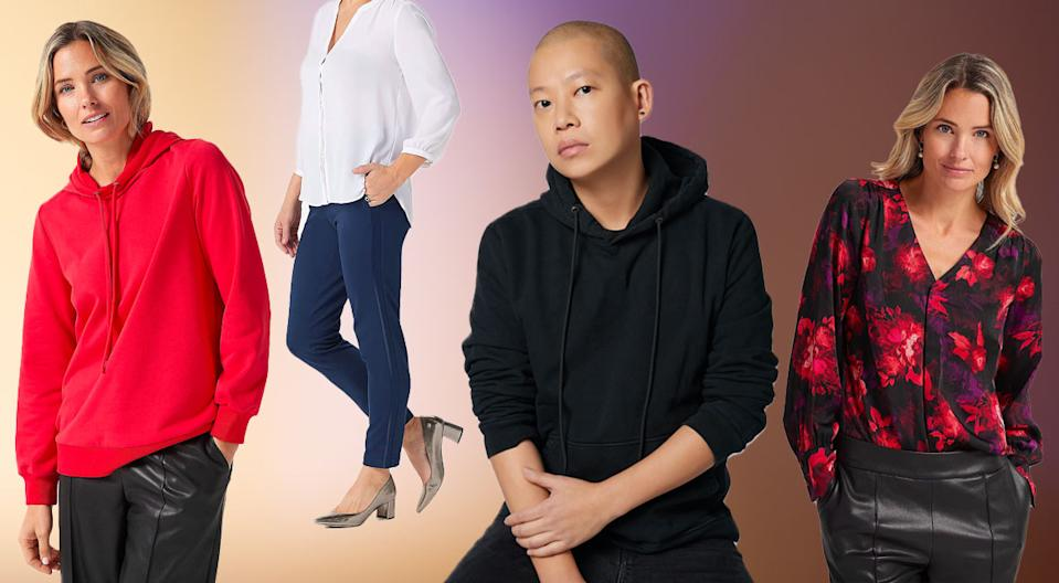 """Designer Jason Wu teamed up with QVC to bring you a mix-and-match collection of """"sportswear meets couture."""" (Photo: QVC)"""