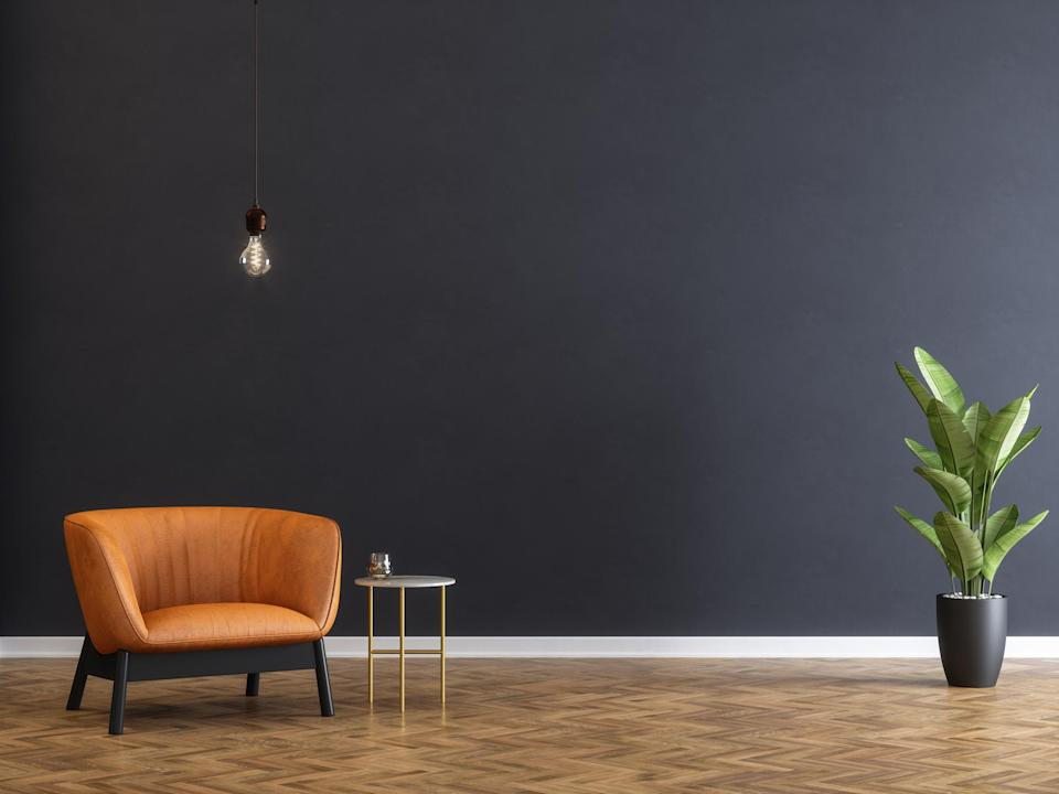 Dark grey walls are the top turn-off for potential buyers (Getty Images)
