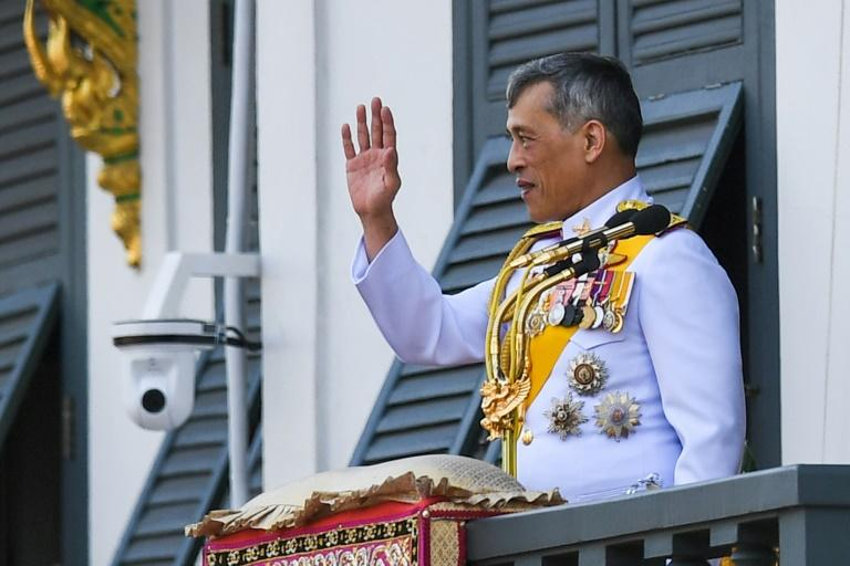 Thai king fires palace staff again, this time royal guards for 'adultery'