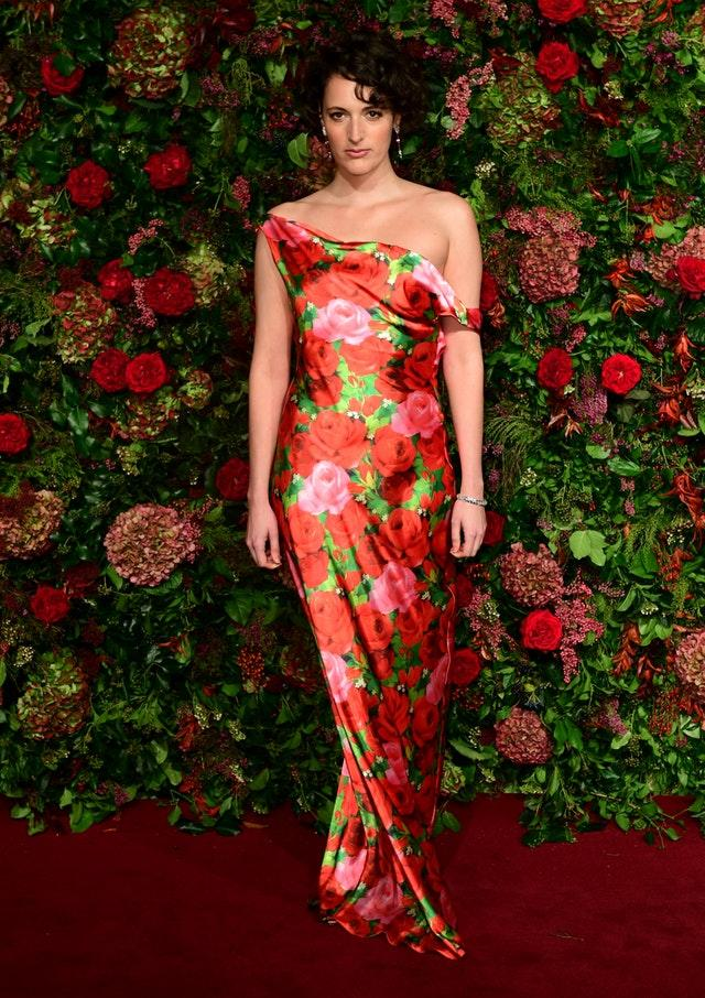 Phoebe Waller-Bridge at the Evening Standard Theatre Awards 2018 – London