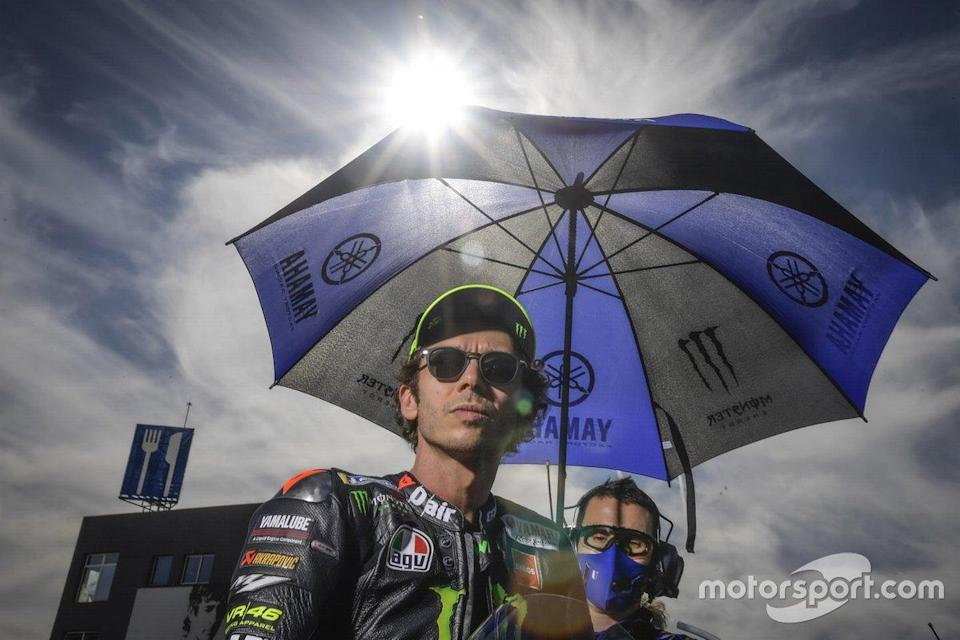 "Valentino Rossi, Yamaha Factory Racing<span class=""copyright"">Dorna Sports</span>"