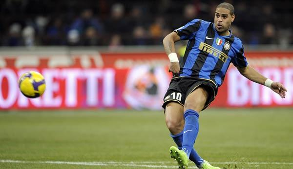 International: Kehrt Ex-Inter-Star Adriano zurück?