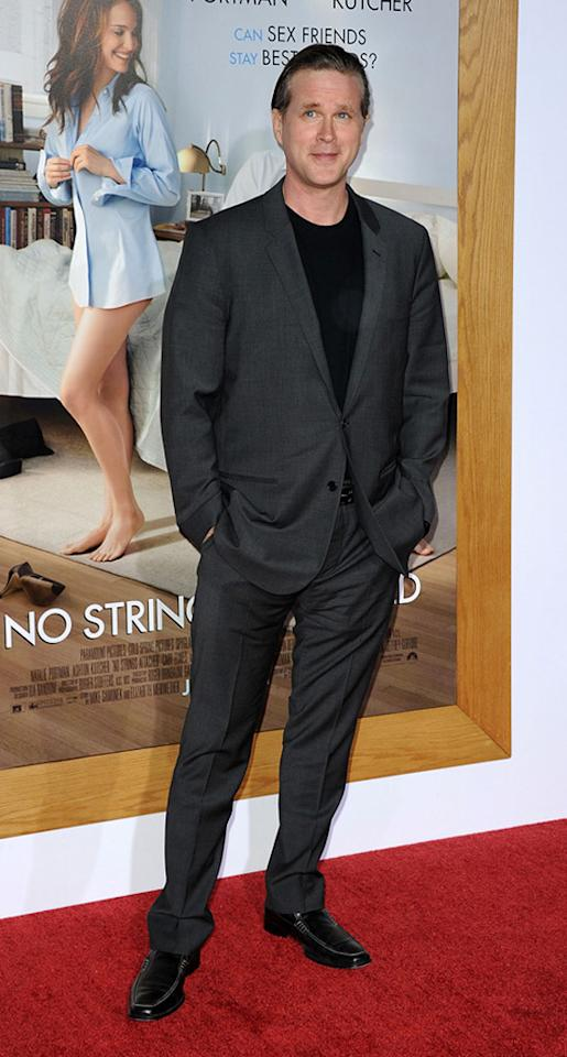 """<a href=""""http://movies.yahoo.com/movie/contributor/1800021065"""">Cary Elwes</a> attends the Los Angeles premiere of <a href=""""http://movies.yahoo.com/movie/1810159162/info"""">No Strings Attached</a> on January 11, 2011."""