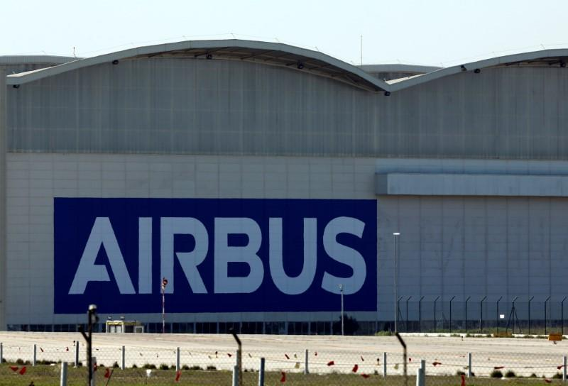 Airbus says in talks with governments, declines comment on loans