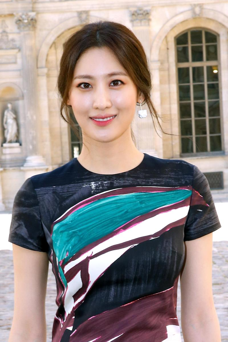 Claudia Kim in Avengers Age of Ultron
