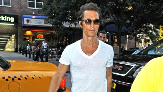 Matthew McConaughey and More Stars' Extreme Weight Loss