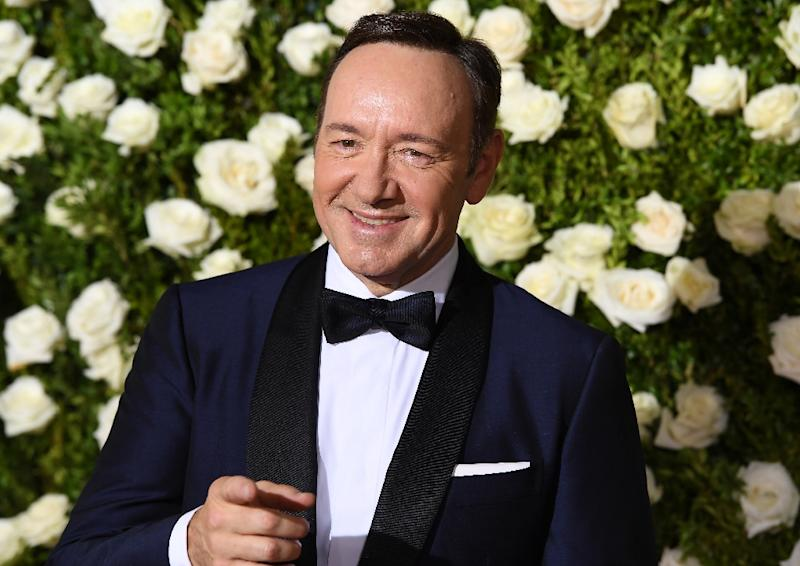 Kevin Spacey's lawyer says alleged groping victim didn't stop the actor