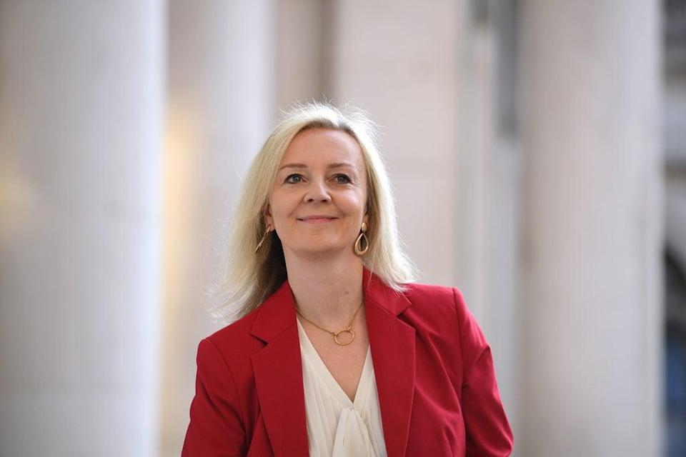 International Trade Secretary Liz Truss is taked with securing new trde deals for the UK (PA Archive) (PA Archive)