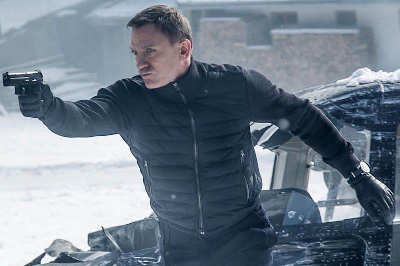 Daniel Craig in Spectre (Credit: Sony Pictures)