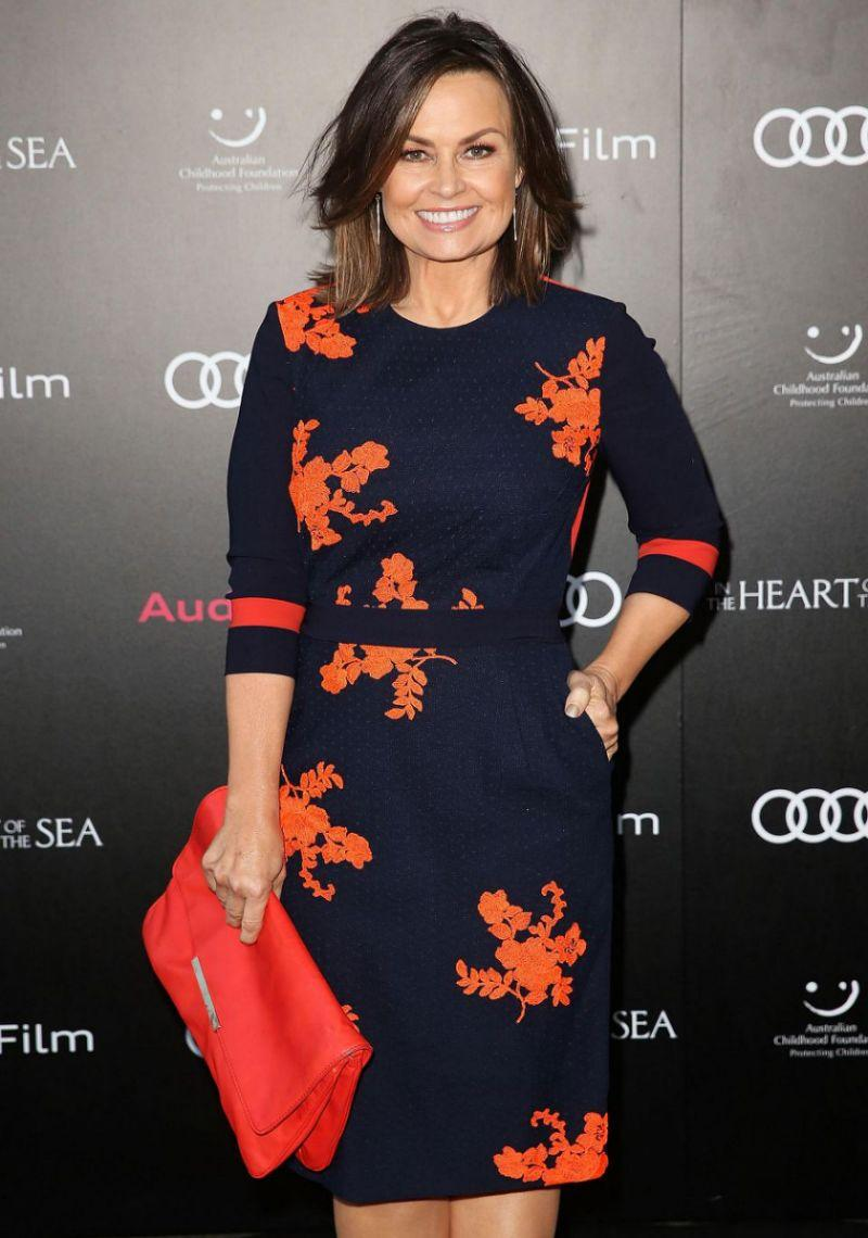 Lisa Wilkinson is to quit today's exhibition on Monday night. Source: Getty