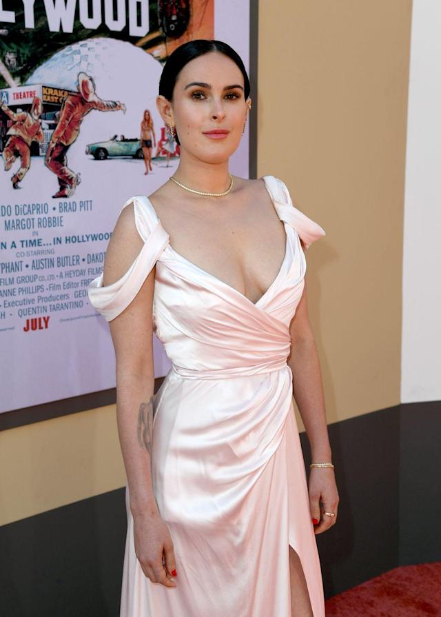 <p>Rumer showed her vocal talents and shocked judges on <em>The Masked Singer</em>, and her acting credits are increasing. She has appeared in more than 20 episodes of <em>Empire</em> and can be seen in Quentin Tarantino's <em>Once Upon A Time... In Hollywood</em>. </p>