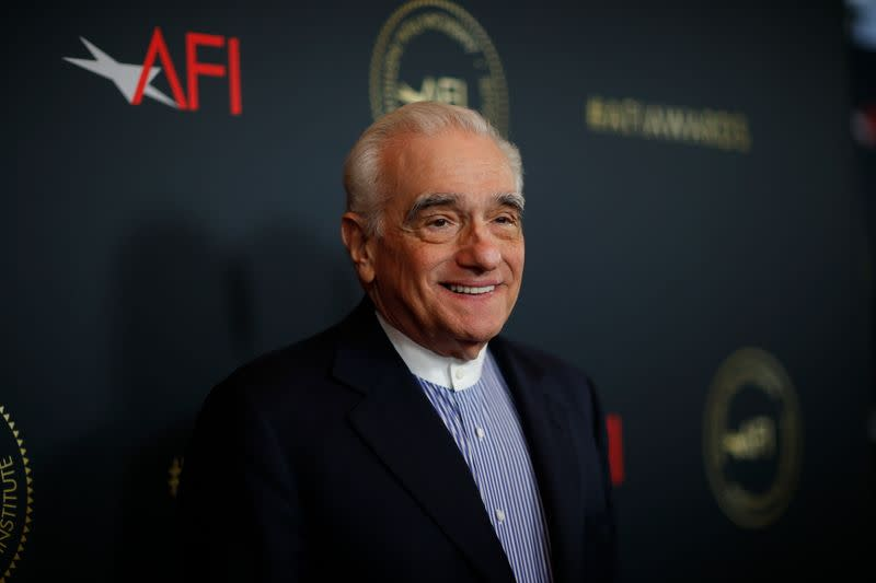 Director Martin Scorsese attends the AFI 2019 Awards luncheon in Los Angeles