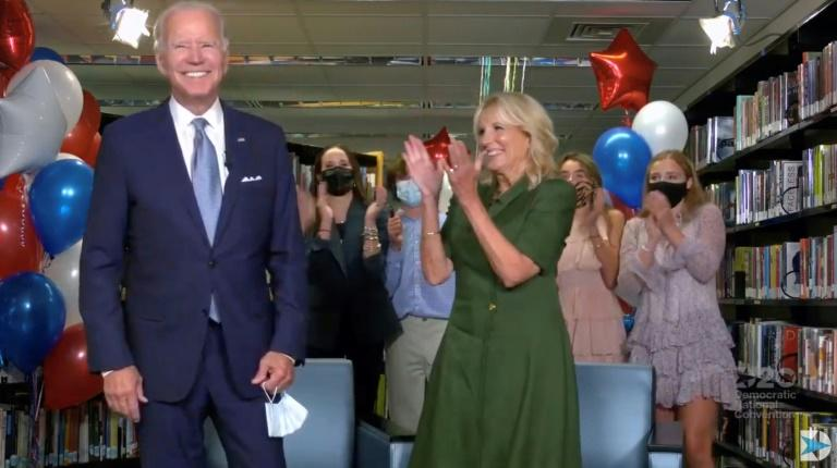 'She put us back together': Jill Biden, loyal campaign cohort