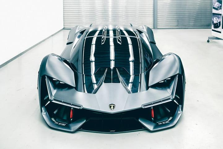 Lamborghini S Electric Supercar Won T Contain Batteries It Will Be One