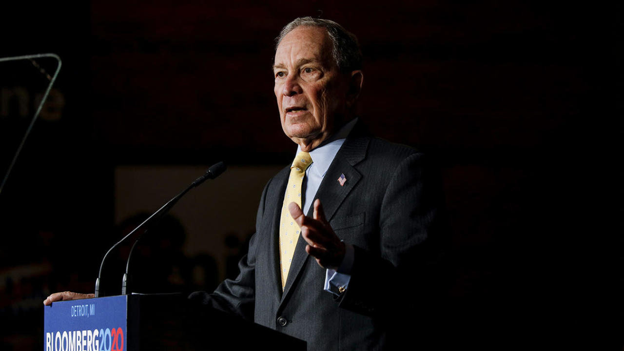 Trump tells Dems to nominate 'Mini Mike Bloomberg ASAP.' Should they take his advice?