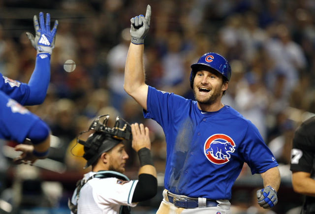 Daniel Murphy is probably best suited for a role that limits him to first base. (AP)
