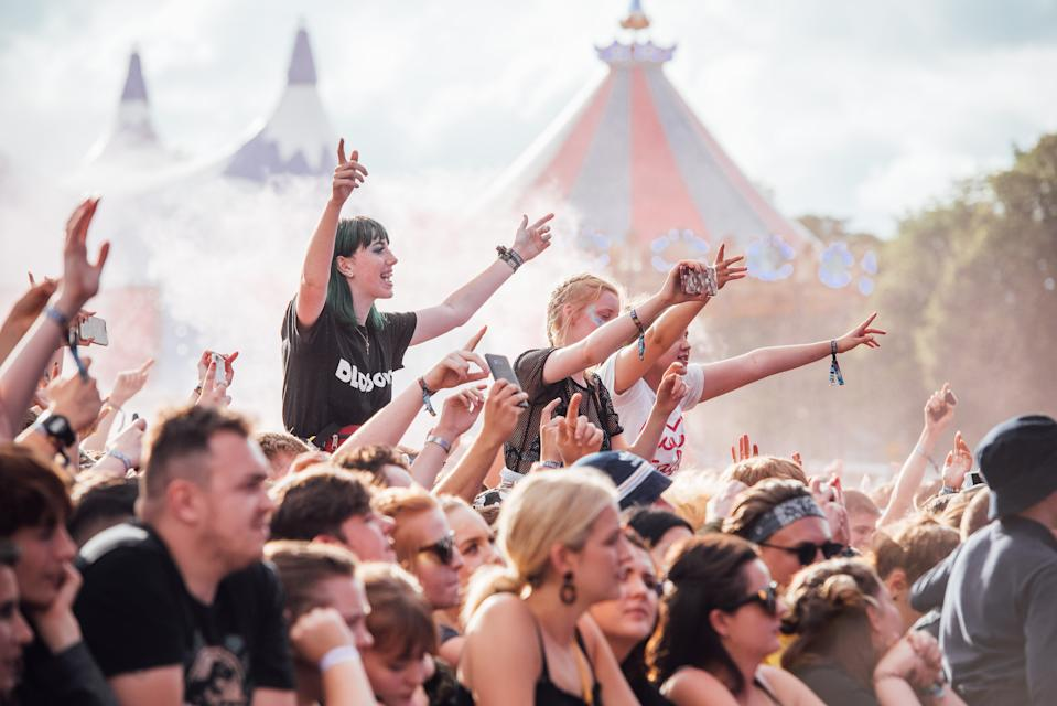 Tramlines Festival is set to take place from 23-25 July. (Photo by Joseph Okpako/WireImage)