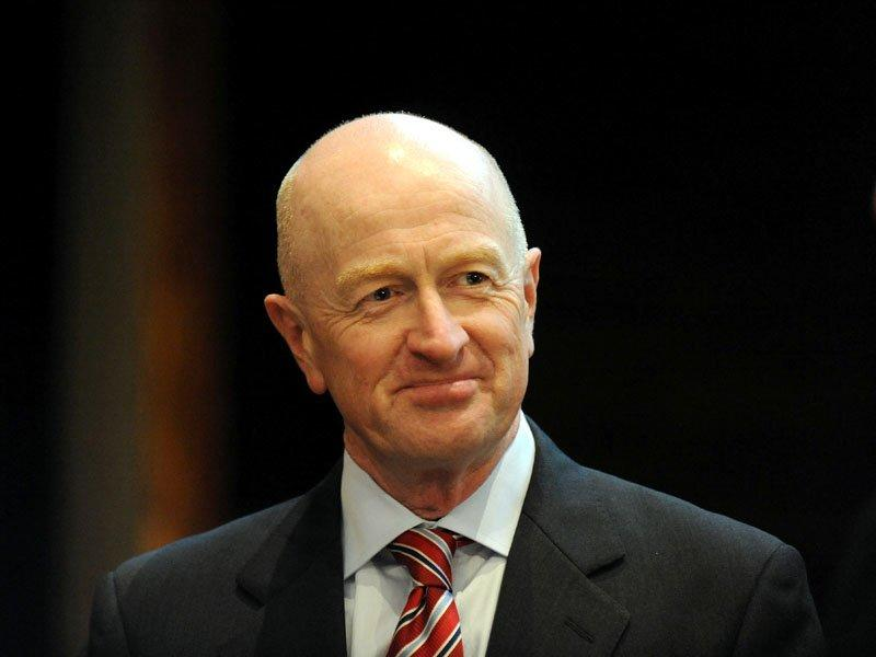 RBA governor relaxed about economy
