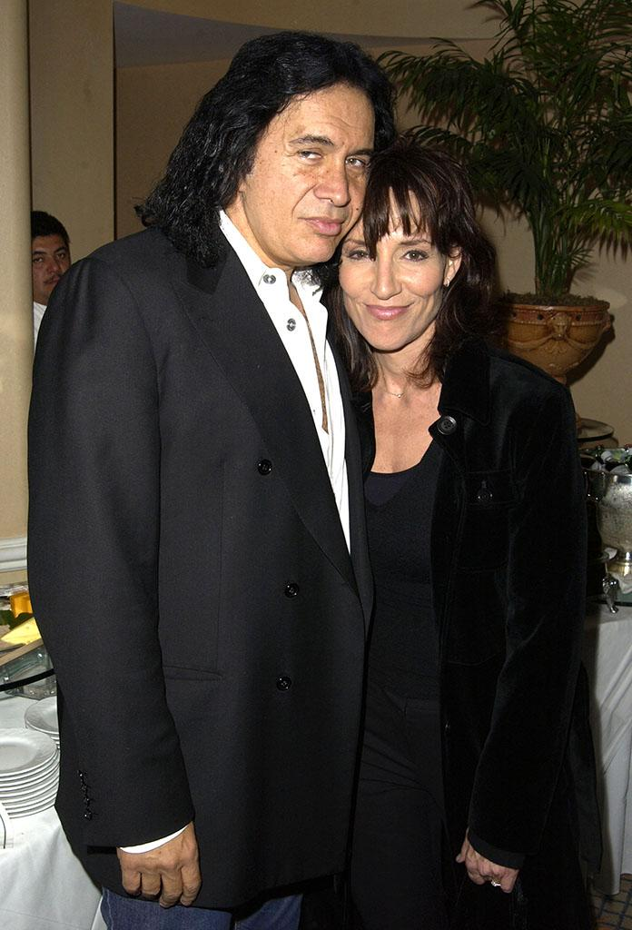 Gene Simmons and Katey Sagal reunited in 2003 at a Musician's Assistance Program Fundraiser. (Photo: SGranitz/WireImage)