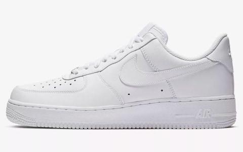 Nike Air Force 1 '07 ​ - Credit: Nike