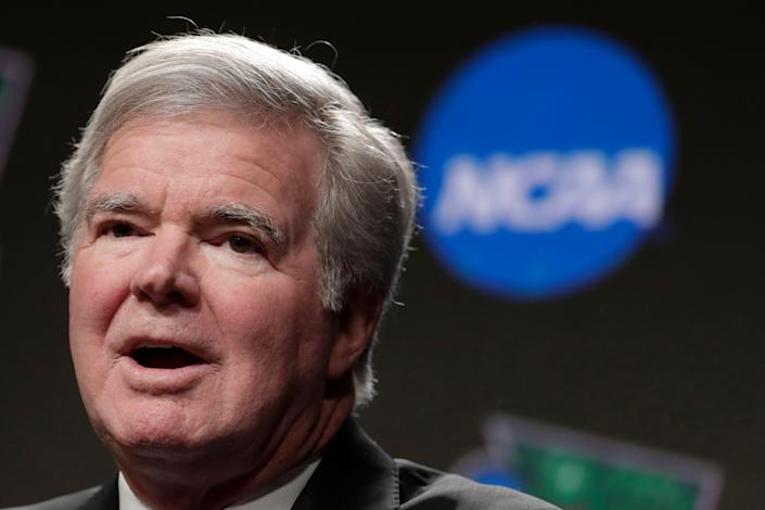 NCAA President Mark Emmert will meeting next week in Washington with members of Congress to discuss NIL legislation.