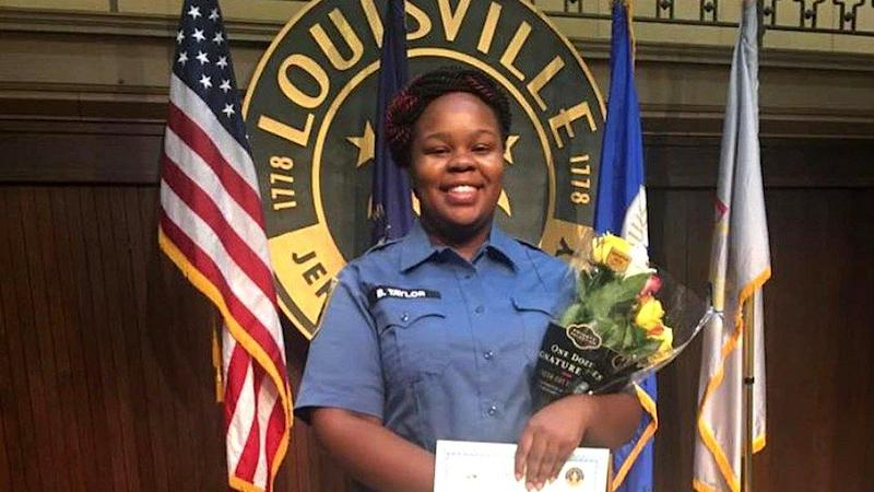 Breonna Taylor was a qualified EMT (Family photo via NBC12)