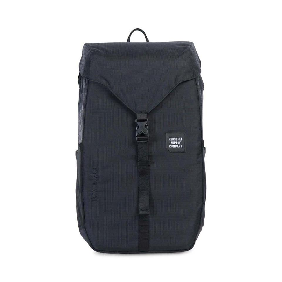<p>For a practical yet stylish backpack, buy him this <span>Herschel Barlow Backpack</span> ($110).</p>