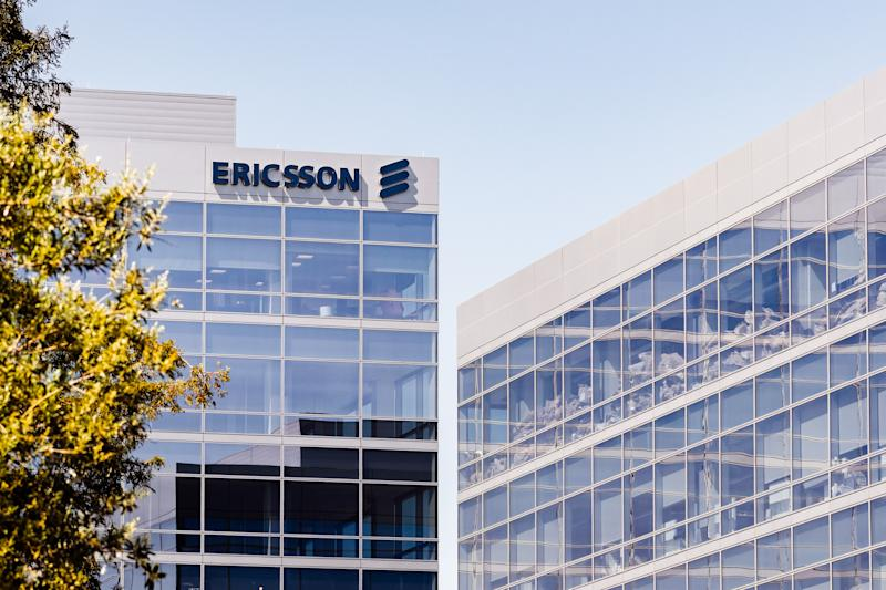 Edificio de Ericsson en Silicon Valley, en California. Foto: Getty Images.