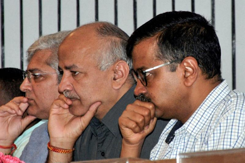 Arvind Kejriwal, Manish Sisodia Get Legal Notice for 'BJP Wants to Kill Me' Remark